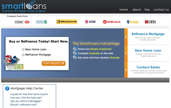 Compare Mortgage Rates Easily With SmartLoans.sg