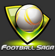 Football Saga Logo