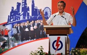 Singaporean Prime Minister Lee Hsien Loong