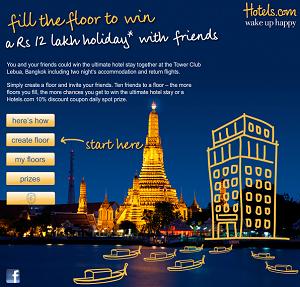 Hotelscom Contest