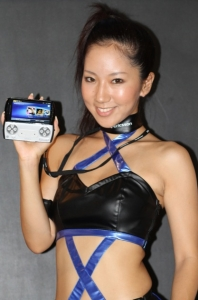Xperia Play at 2011 Tokyo Game Show
