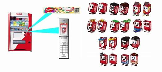 Vending Machine and Avatars