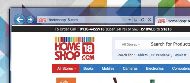 homeshop18 new funding