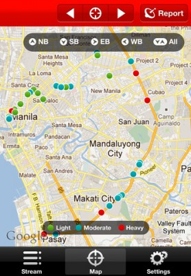 TrafficDito iPhone 3