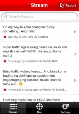 TrafficDito iPhone 4