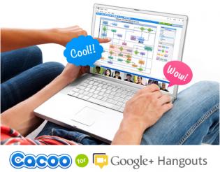 cacoo-google-hangouts