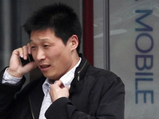 China smartphone sales 2012
