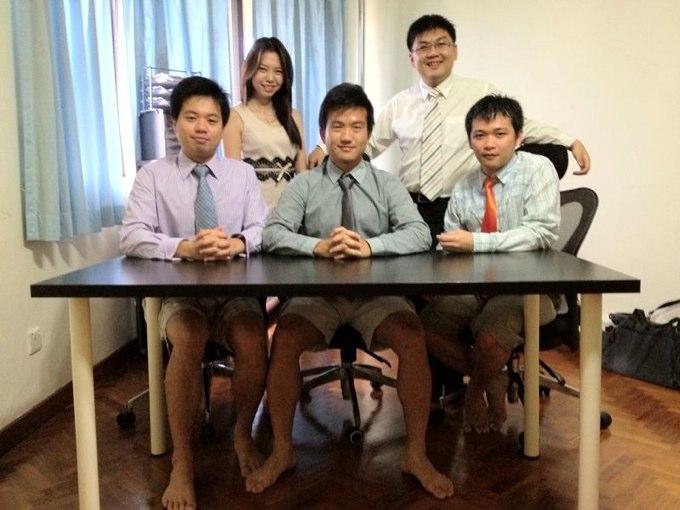 Zopim founding team