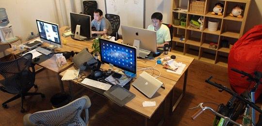 Eico Design, Beijing