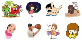 new-line-stickers