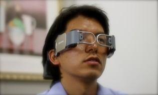 docomo video glasses