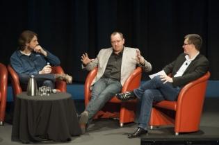 Mike Cannon-Brookes, Dominic O'Hanlon, Pete Cooper