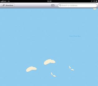 senkaku-islands-apple-maps
