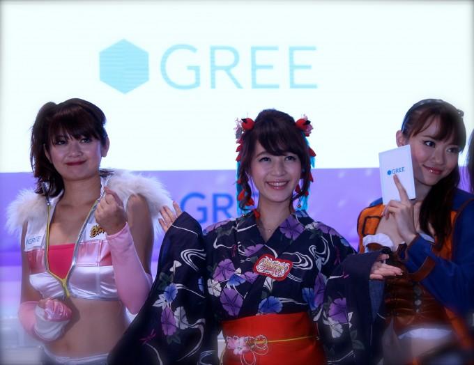 gree tokyo game show 2012