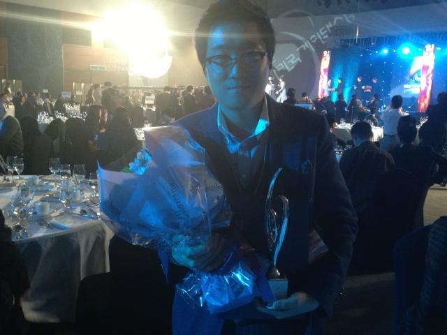 Viking Island head developer Mr. Jeong Jin Uk