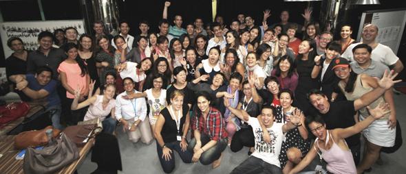 Singapore Women Startup Weekend