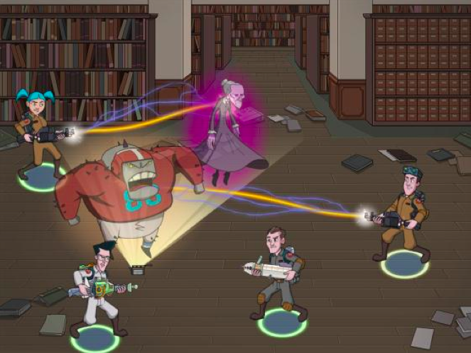ghostbusters social game