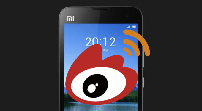 Sina Weibo mobile strategy
