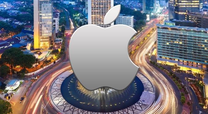 Apple Store Jakarta 2013
