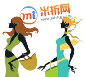 Mizhe shopping guide, funding from IDG