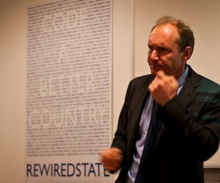 W3C director Tim Berners-Lee