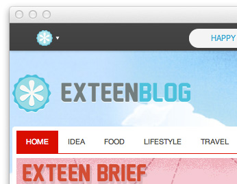 exteen-homepage