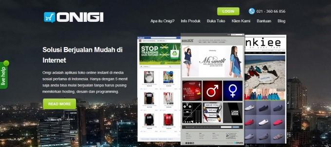 onigi website
