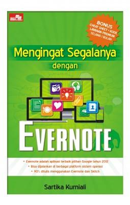 Mengingat Segalanya dengan Evernote Front