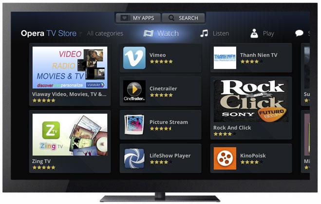 tv browser chip
