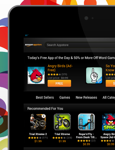 Amazon Appstore Asia launches
