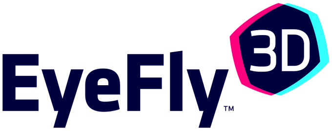 EyeFly3D logo