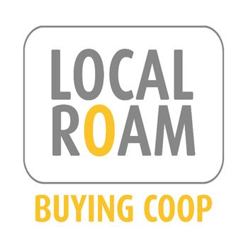 LOCALROAM SQUARE Logo