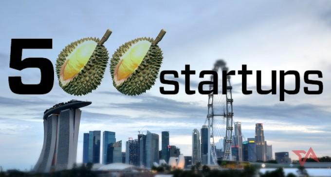500 Startups durian