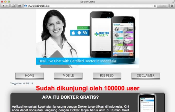 Dokter Gratis