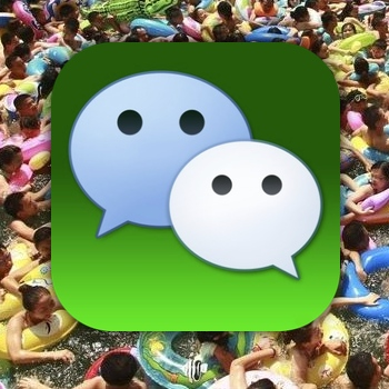 WeChat active users, Q1 2013