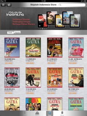 mahoni e-book store