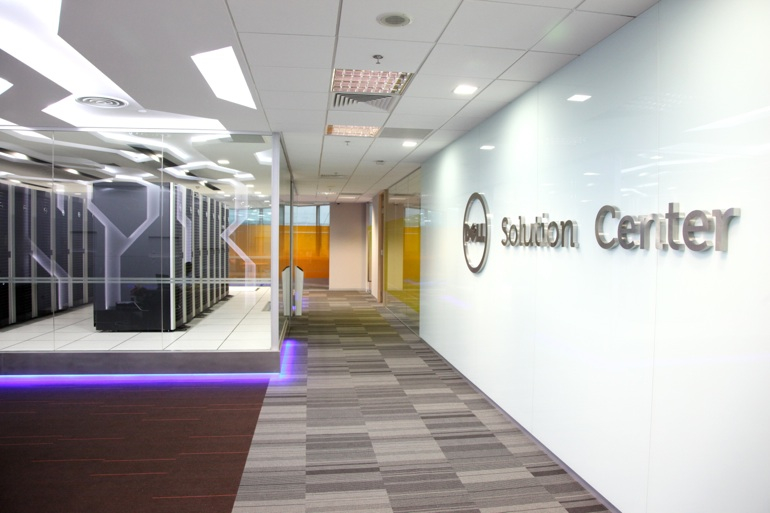 Dell and Intel, Big Data Innovation Center in Singapore