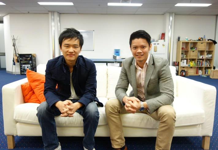 Oneflare founders