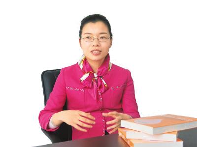 91waijiao founder Rose Gong