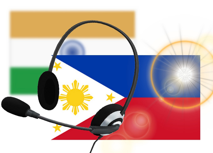 BPO-India-vs-the-Philippines