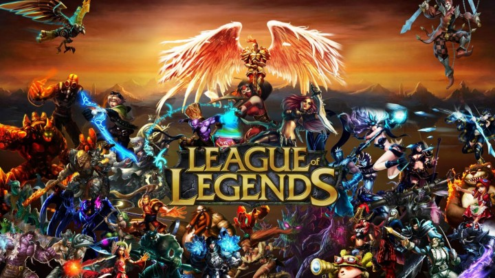 League of Legends takes the #1 spot on China's gaming charts this month.