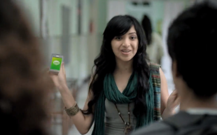 Line Officially Launches in India With New TV Ads