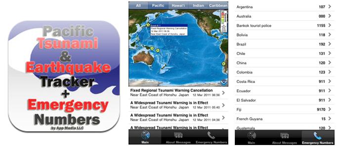 Tsunami Tracker