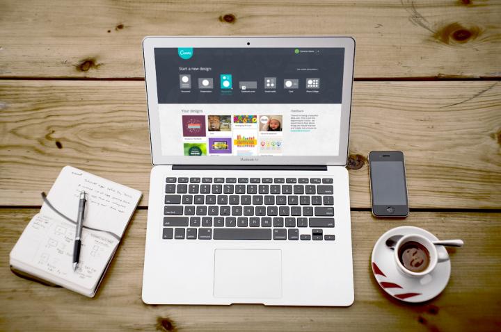 Canva Online Graphic Design Platform