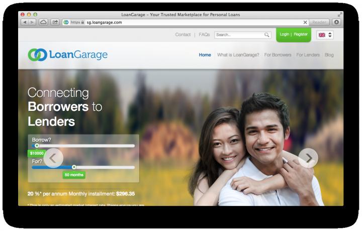 Loan Garage