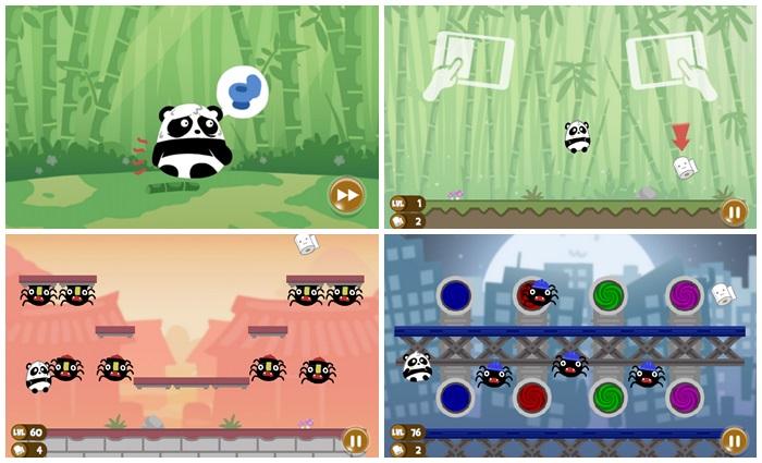 Panda Adventures 2