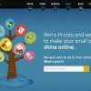 Pronto, a Thailand-based website management service with international ambitions