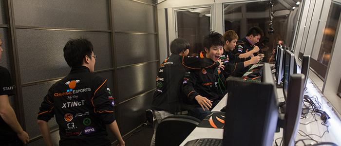 Team Orange from Malaysia