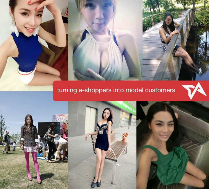 Vancl Star gets users to be models