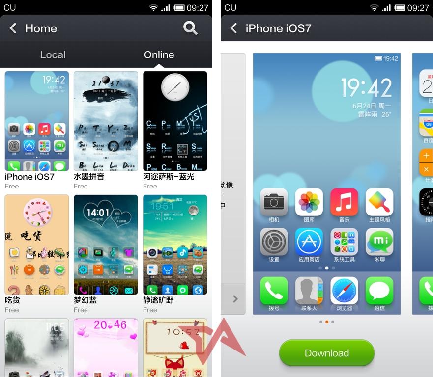Xiaomi Hongmi review by TechinAsia - Xiaomi Theme store